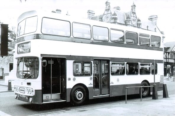83 southport livery